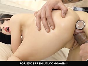 HER limit - harsh ass fucking and face plumb with Sasha Rose