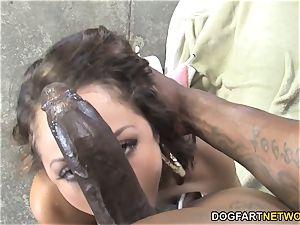 Kristina Rose multiracial anal invasion intercourse