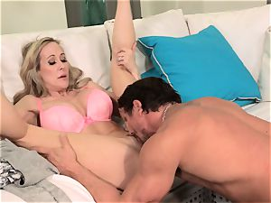 handsome wifey Brandi love gets her spouse back