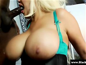enormous milk cans and ample rump Bridgette B harsh ass fucking orgy