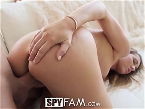 SPYFAM greatest Step mother drill with Brett Rossi