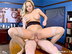 How to shag in the office with Olivia Austin