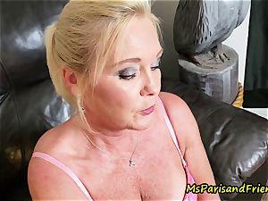 schoolteacher Paris instructs the virgin Part 1