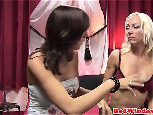 Real amsterdam prostitute spoils tourist