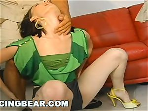 DANCINGBEAR - Stripper palace Call Turns Into fuck-a-thon