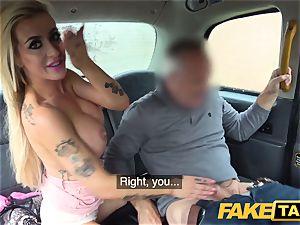 fake taxi chesty jism hungry platinum-blonde Skyler Mckays