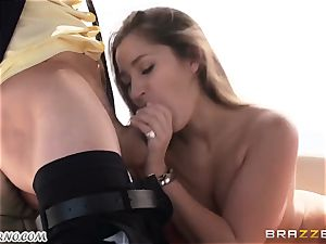 gal gets her labia poked while her husband is sleeping