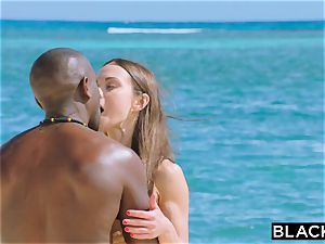BLACKED scorching wifey Cheats With big black cock on Vacation