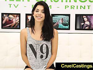 fabulous Gina Valentina confined and predominated