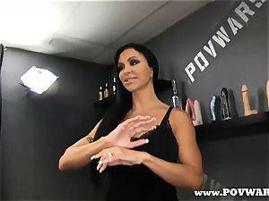 pov Wars nubs Jade get a teach ran on her stud 1