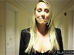 BLACKEDRAW Out Of Town girlfriend Cheats With bbc After struggling With boyfriend