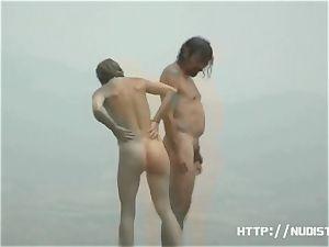 naked beach spycam spyes on killer gals