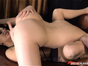 coochie playing mind-blowing Rachael Madori and Aria Alexander