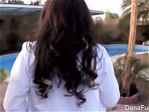 gorgeous Dana DeArmond gets a point of view rump screw