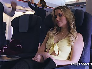 Private.com plowing on a plane