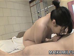 Keiko Fukagawa: wondrous Japan mom Facialized A bunch