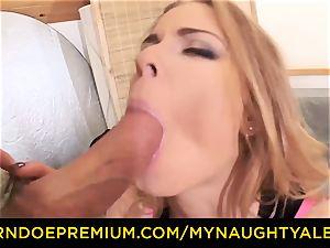 MY horny ALBUM - sensuous stunner humped in cock-squeezing vulva
