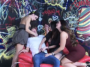 Alison Tyler group drill